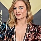 Brie Larson at the SAG Awards 2018