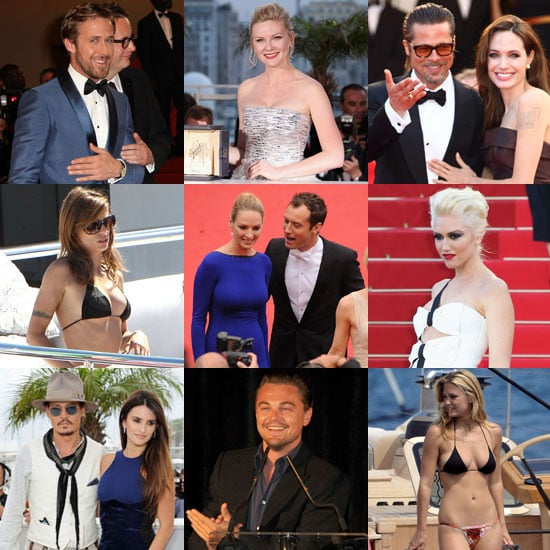 2011 Cannes Film Festival Celebrity Pictures