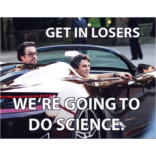 Science Bros Tumblr
