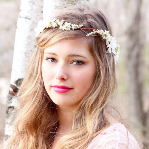 21 Gorgeous Etsy Bridal Headpieces Under £65
