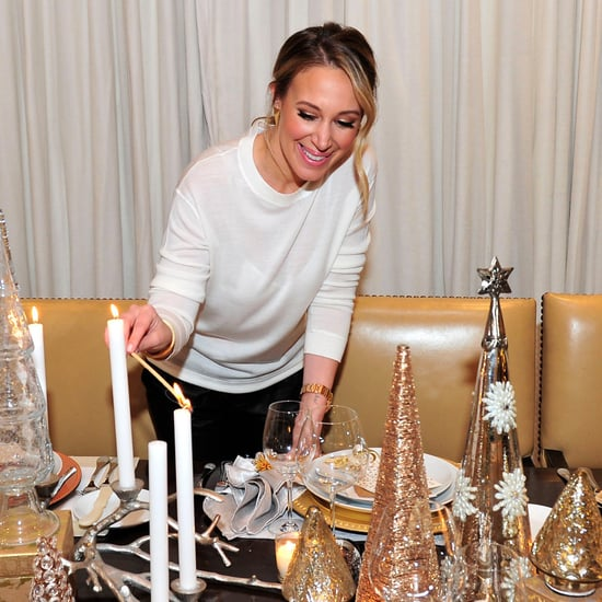 Haylie Duff's Holiday Entertaining Tips