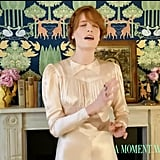 Florence Welch Performing on A Moment With the Met