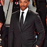 Anthony Mackie at the Seberg Premiere