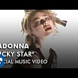 "Madonna's ""Lucky Star"" Video in 1983"