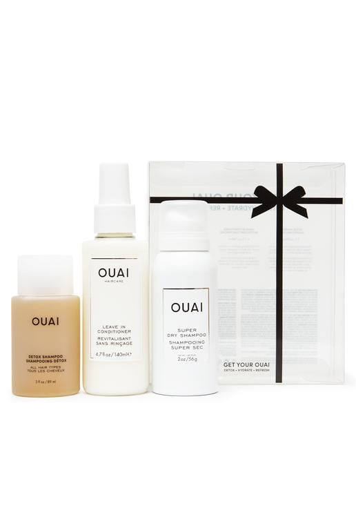 Best Hair Gifts For Beginners: Get Your OUAI Kit