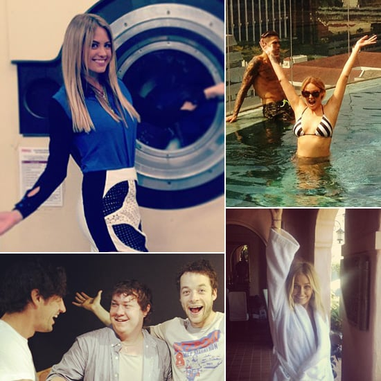 Celebrity Twitter and Instagram Pictures Week Mar 1 2013