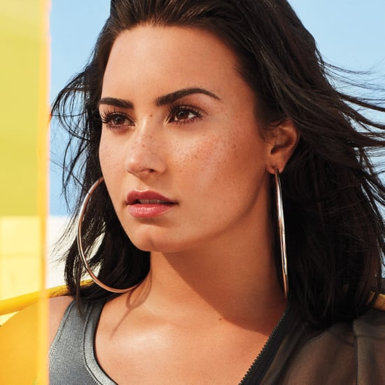 Demi Lovato's Instyle April 2018 Cover