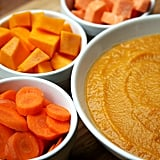 Squash, Sweet Potato, Carrot, and White Bean Soup