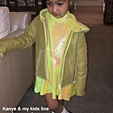 If You Recall, Kim Kardashian and Kanye West Launched a Kids Line
