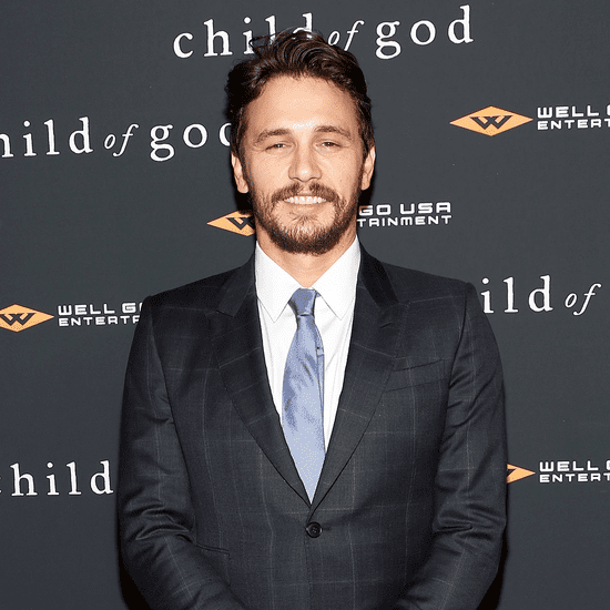 James Franco's Grad School History