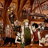 Harry Potter Clan