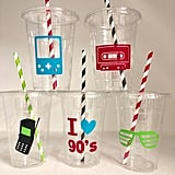 '90s Party Cups