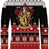 Harry Potter Gryffindor Knitted Christmas Sweater