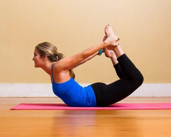 Debloating Yoga Poses | POPSUGAR Fitness
