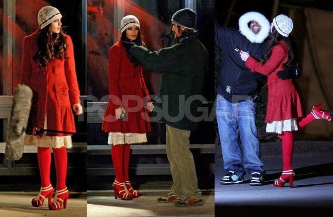 Christmas Lohan in February