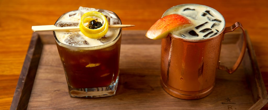 Starbucks Cold-Brew Mocktails