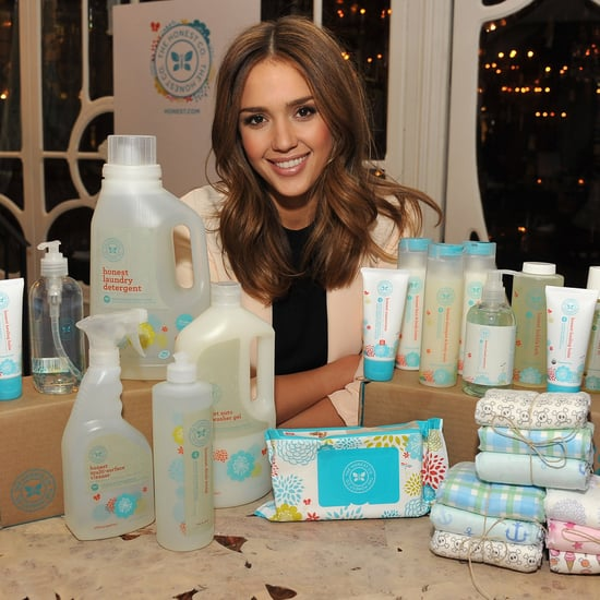 Jessica Alba Launches Eco-Friendly Baby Company