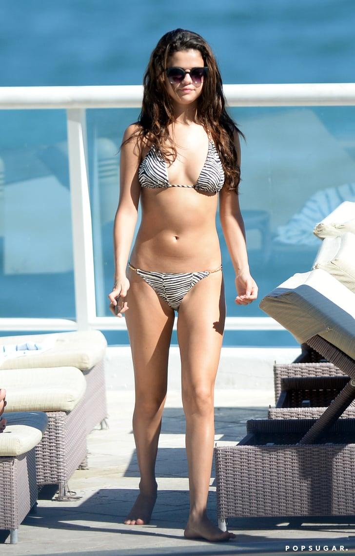 Selena Gomez 2014 Bikini Bracket Winners Popsugar