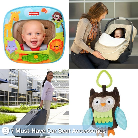 Best Car Seat Accessories For Baby and Toddler  POPSUGAR Family