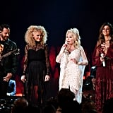 Little Big Town and Dolly Parton