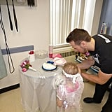4-Year-Old Cancer Patient Marries Her Nurse