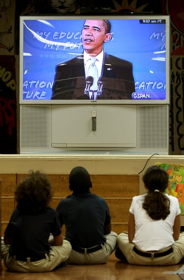 President Obama Wants Kids to Stay in School Longer