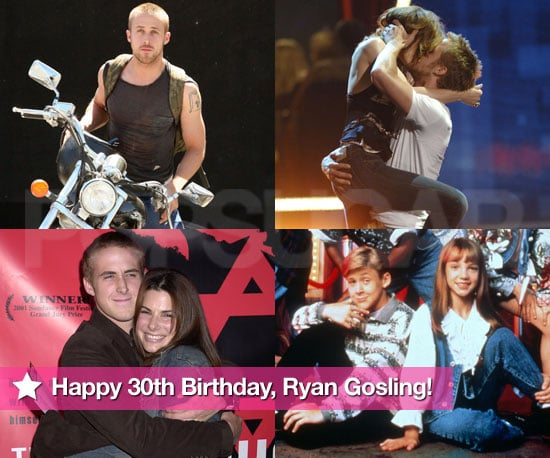 Pictures of Ryan Gosling For 30th Birthday!