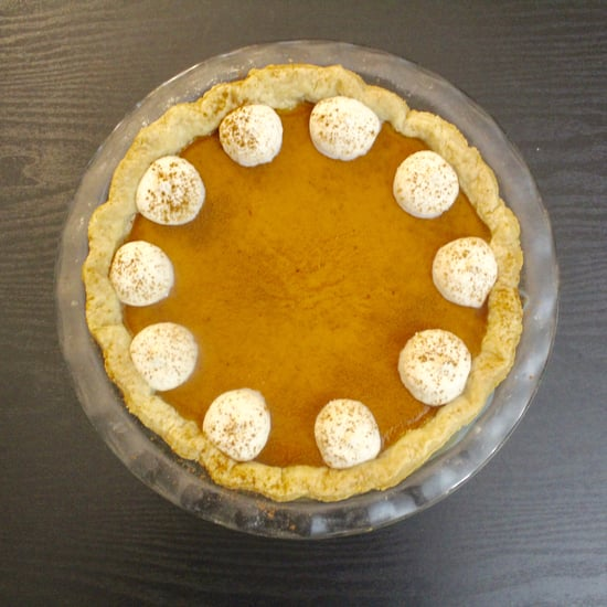 Molly Yeh Pumpkin Pie Recipe