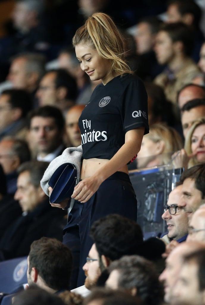 Gigi's Soccer Jersey