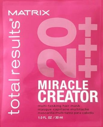 Matrix Total Results Miracle Creator Hair Mask