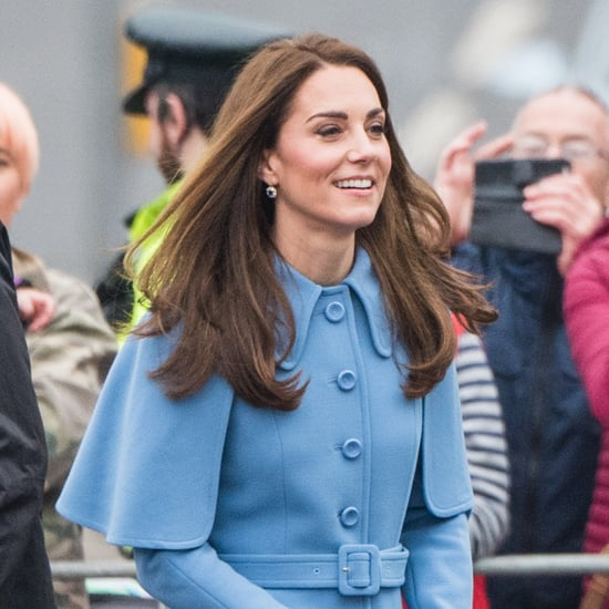 Kate Middleton's Coat Draws Harry Potter Comparisons