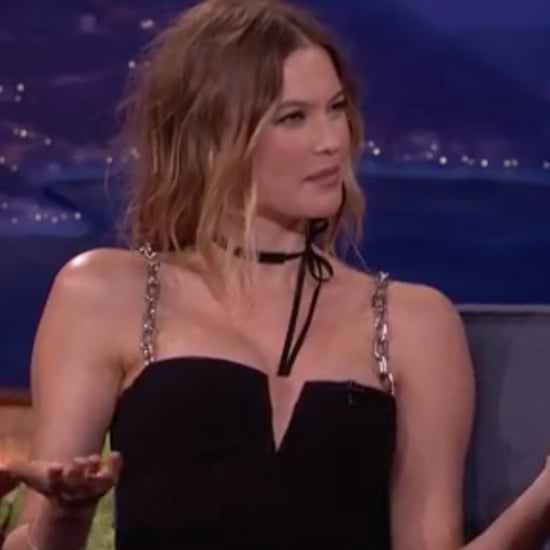 Behati Prinsloo Interview on Conan | Video