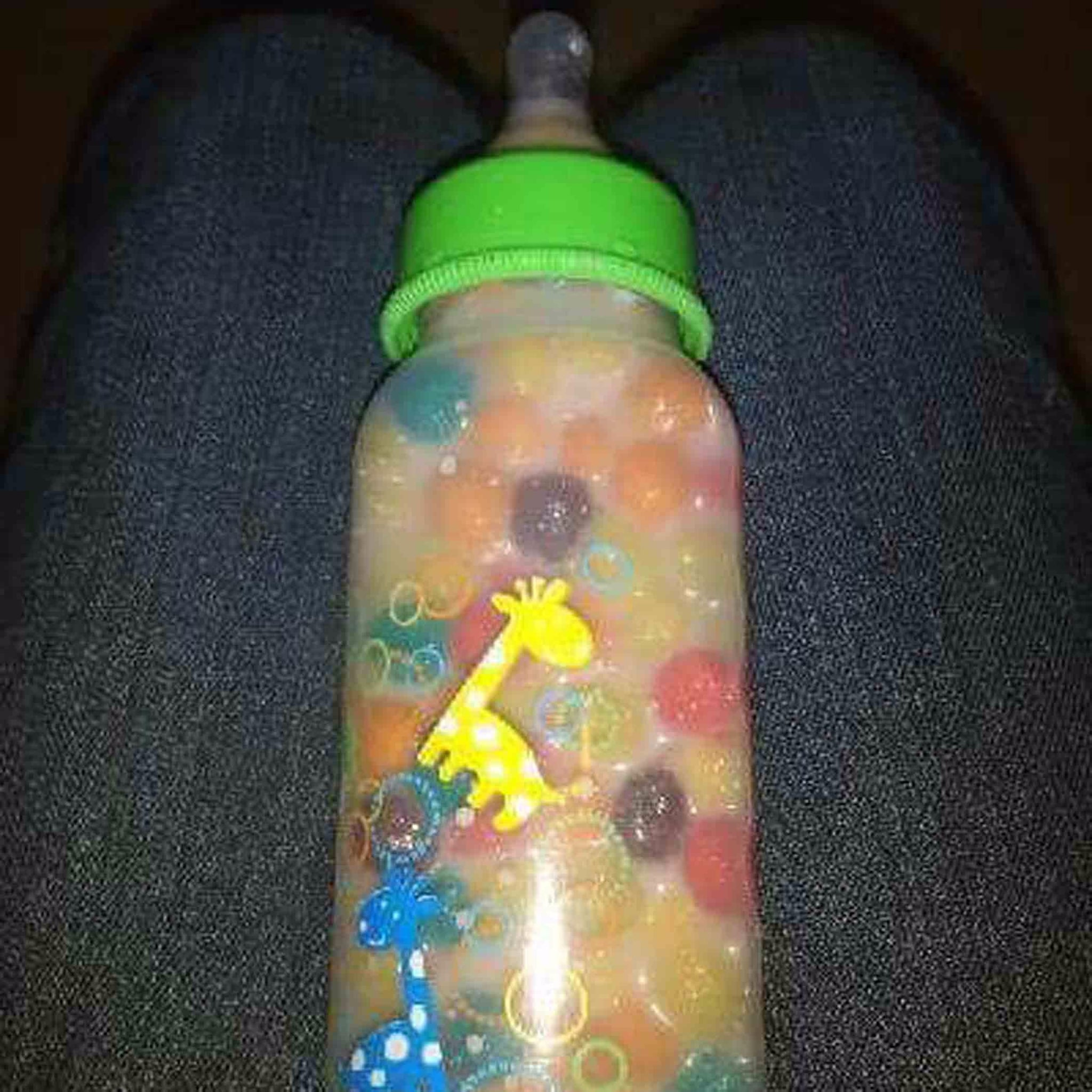 Can you give a baby a bottle full of cereal popsugar moms ccuart Image collections