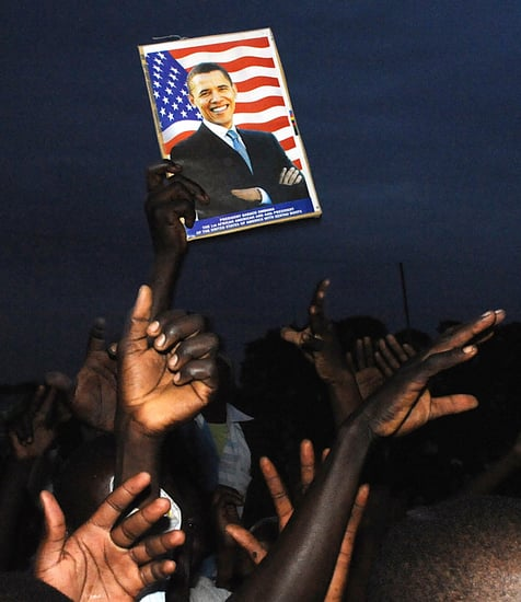 Obama Inspires Kenya, Spurs Tribal Reconciliation