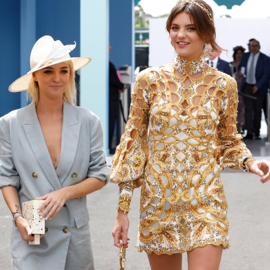 Oaks Day Celebrity Outfits 2018