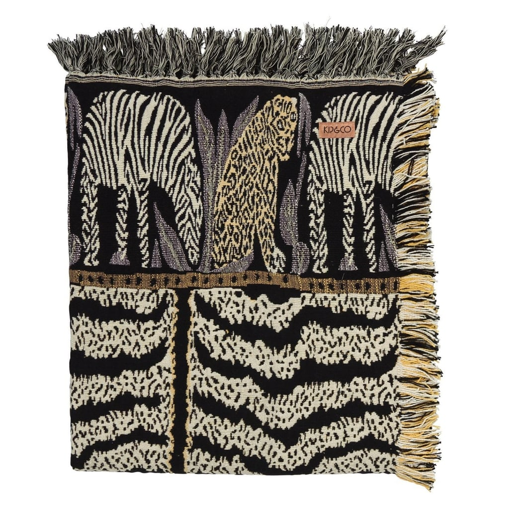 Kip&Co. Safari Tapestry Blanket ($99)
