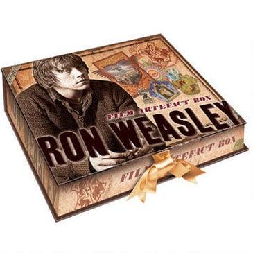 Ron Weasley Artefact Box ($55)