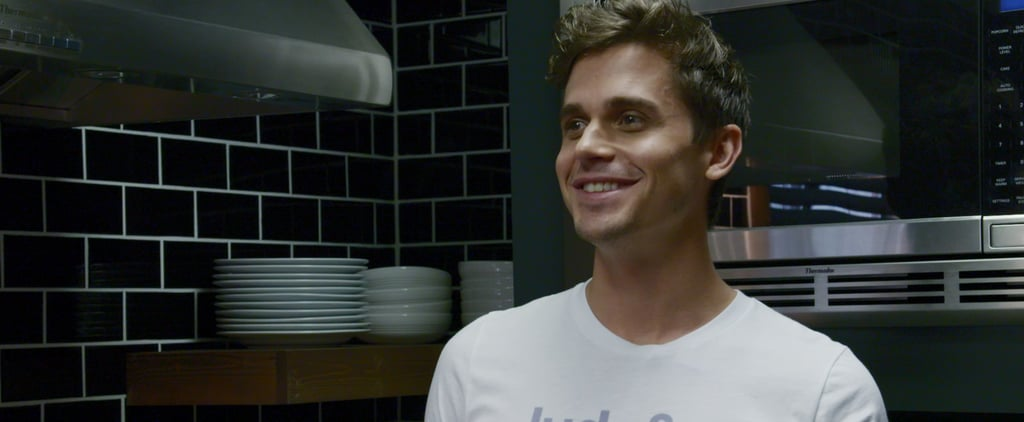 The Internet Is Collectively Thirsting Over Queer Eye Chef Antoni Porowski, Because Just Look at Him