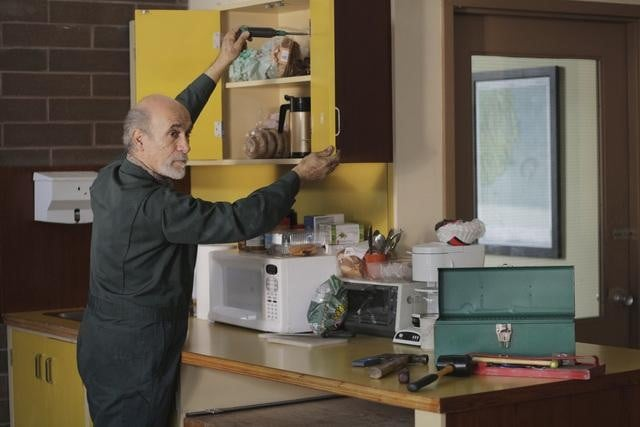 Tony Amendola on ABC's Once Upon a Time.