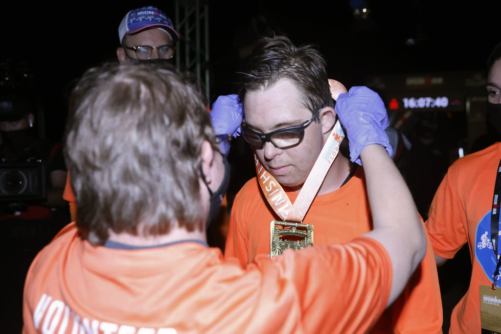 Chris Nikic: 1st Person With Down Syndrome to Finish Ironman