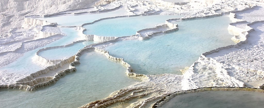 These Hot Springs in Turkey Will Make You Forget All About Iceland's Blue Lagoon
