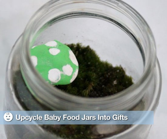 Diy Baby Food Jar Crafts Popsugar Family