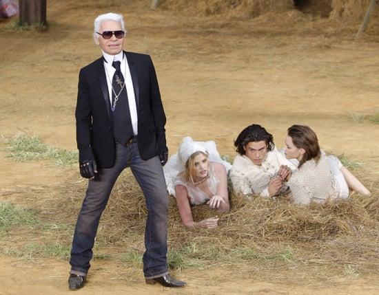 Karl Lagerfeld + Argentina