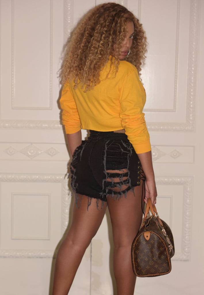 Beyonce S Sexy Pictures After Having Twins 2017 Popsugar