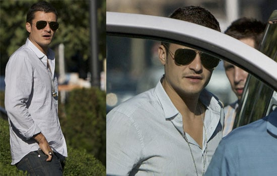 Photos Of Orlando Bloom In Croatia Following His Trip To The Edinburgh Fringe Festival