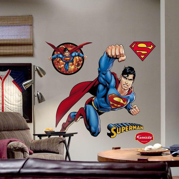 Fathead DC Comics Superman Wall Decal