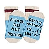 Grey's Anatomy Socks