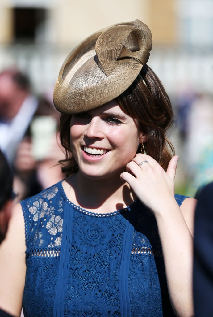 Princess Eugenie, Buckingham Palace Garden Party