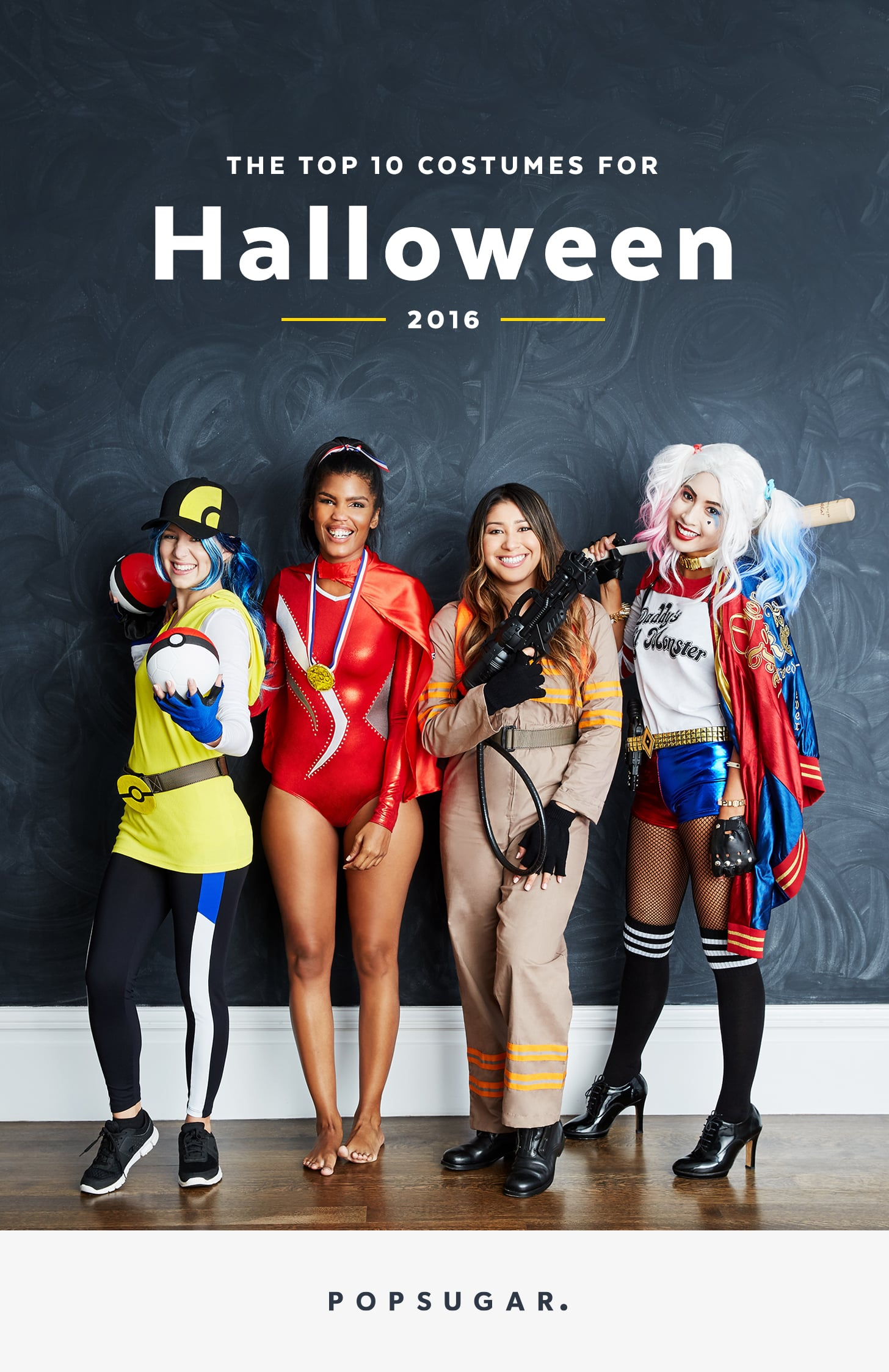 most popular halloween costumes of 2016 | popsugar celebrity