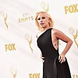 Total Domination on the Emmys Red Carpet